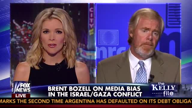 Brent Bozell on the July 30 'Kelly File'