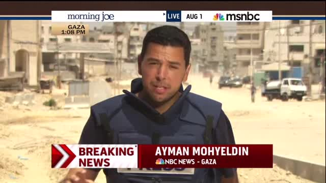 Watch Israeli Spox's Stunning Comeback to Mohyeldin's Claim That Hamas 'Highly Revered' By Gazans