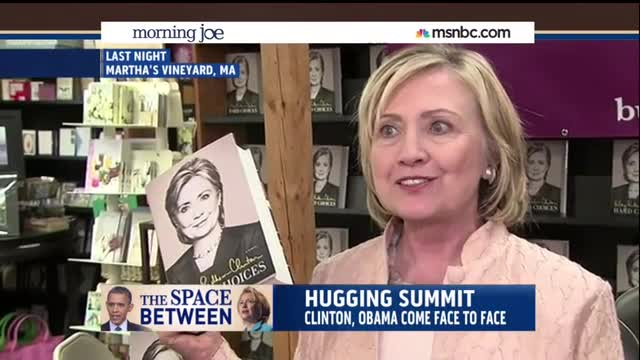 Morning Joe Consensus: Hillary's Canned Quality Makes You Cringe