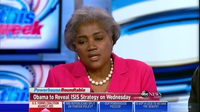 Donna Brazile Admits To Not Knowing What Caliphate Means