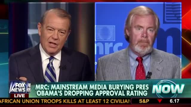 MRC's Bozell Discusses Liberal Media's Double Standard on Bush/Obama Midterm Poll Numbers