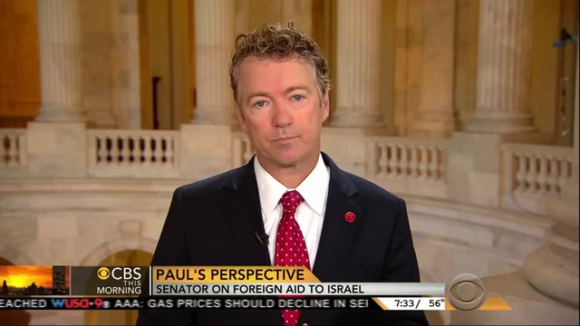Charlie Rose Fawned Over 'Friend' Hillary, But Grills Rand Paul