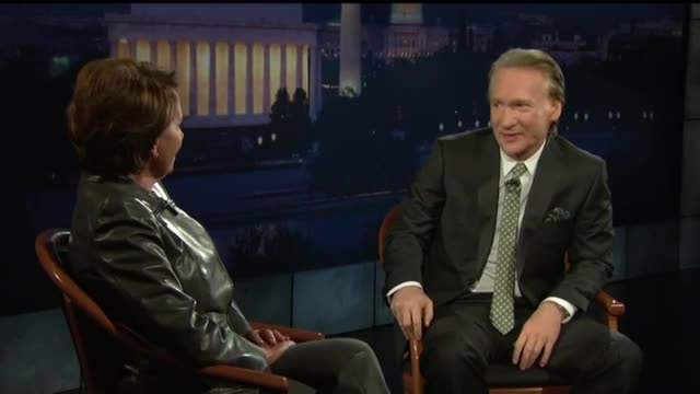 Maher nails Pelosi after her unctuous claim that 'the people are very wise'