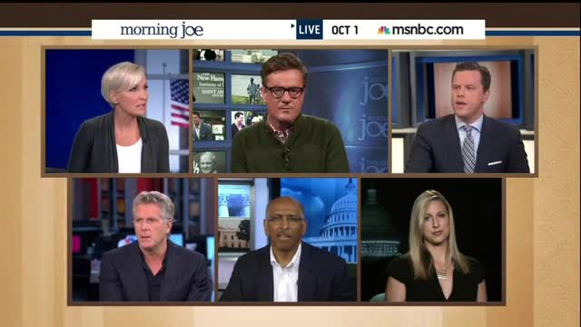 Friction on 'Morning Joe' Over Whether Pierson Was Affirmative Action Hire Has Geist Rolling Eyes at Mika