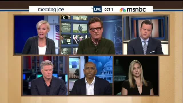 Friction on 'Morning Joe' Over Whether Pierson Was Affirmative Action Hire Sends Geist Smirking at Mika