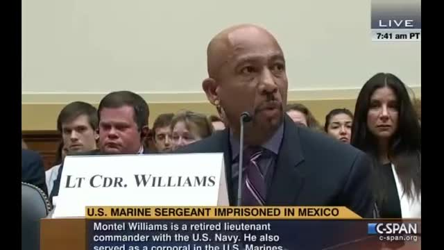 Montel Williams Tells Congress He Won't Let His Son Serve Because 'Government Doesn't Offer Respect'