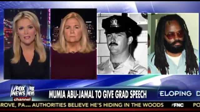 On Fox, Police Widow Blasts College For Honoring Her Husband's Killer