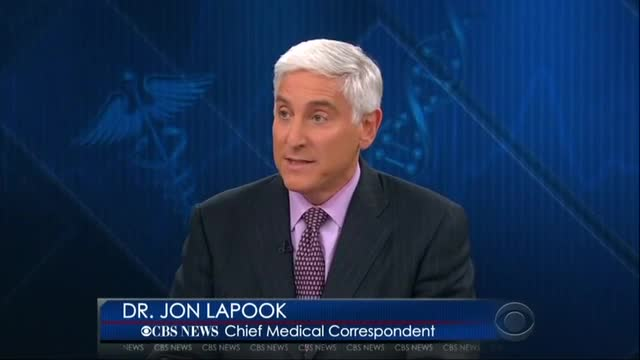 CBS Shifts Blame from CDC on Ebola