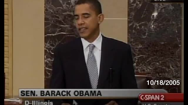 Obama 2005: On America 'Failing To Prepare' For Pandemics