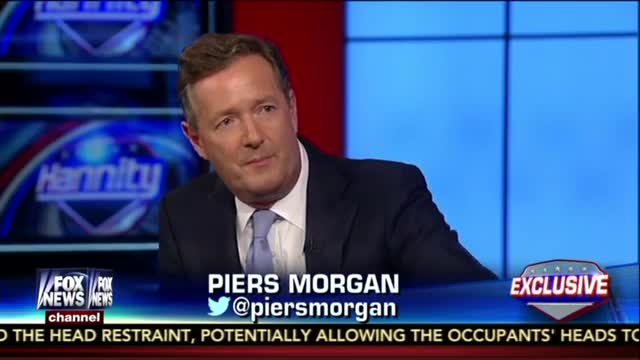 Piers Morgan Slams Obama: 'What The Hell Is He Doing?'