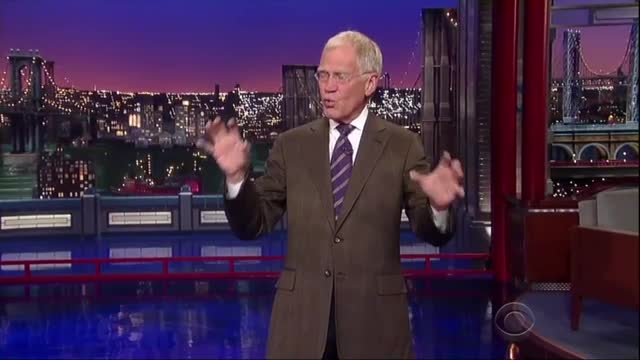 Letterman Mocks Obama's ISIS Strategy: 'Operation Hillary's Problem'