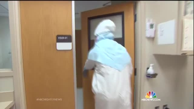 NBC's Welker: GOP Candidates 'Stoking Public Fears' On Ebola