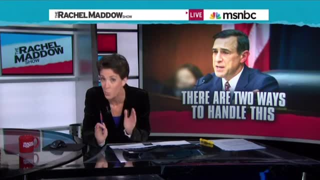 Maddow parrots Obama line that 'you can't catch Ebola on the bus' - while NY plans 'Ebola drills' on mass transit