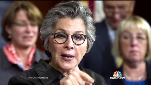NBC Nightly News Declines to Label Retiring California Senator Barbara Boxer a Liberal