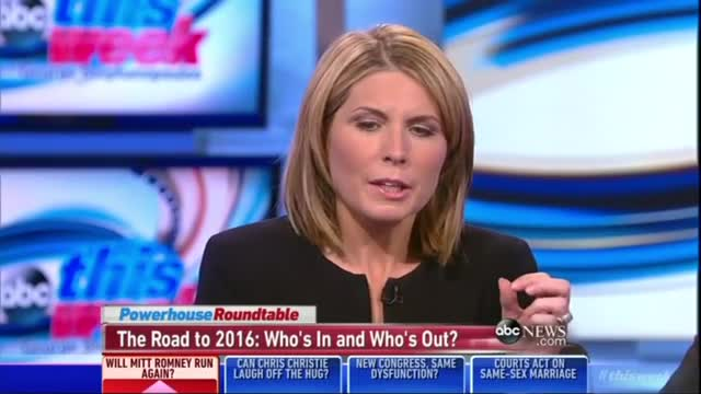 ABC's This Week Warns GOP About Running Against Obama In 2016