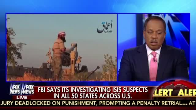 Juan Williams defends suspected Brooklyn jihadists, says they're not 'monsters'