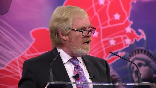 MRC's Brent Bozell Talks About Bias In Academia at CPAC 2015