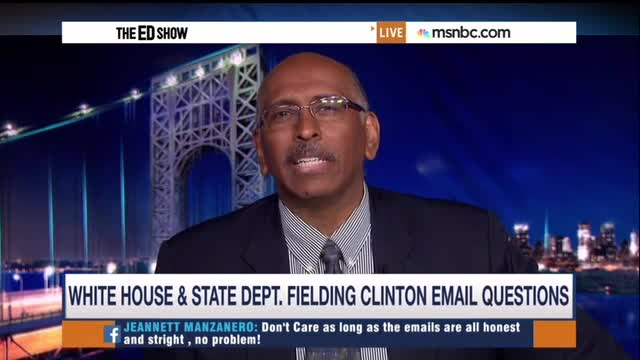 Michael Steele: Hillary Email Story 'A Lot Ado About Nothing'
