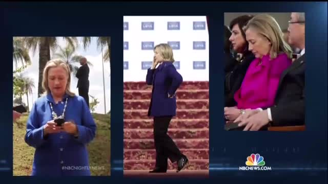 Andrea Mitchell Hits Clinton on Scandals, Then Gushes Over Her 'Extraordinary' Favorability Ratings