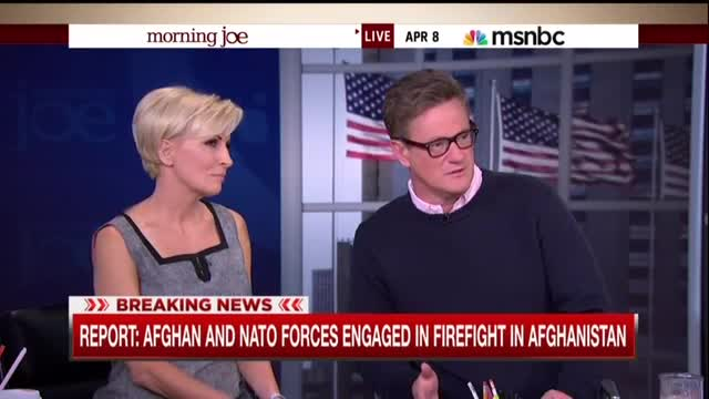 Joe Scarborough: Bring Back the Draft So the Government Won't Treat Kids as 'Toy Soldiers'