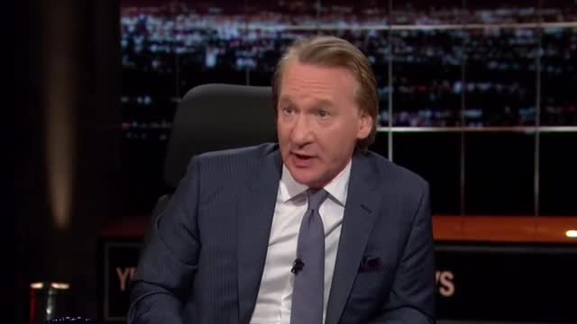 Bill Maher actually wants ISIS to capture Baghdad
