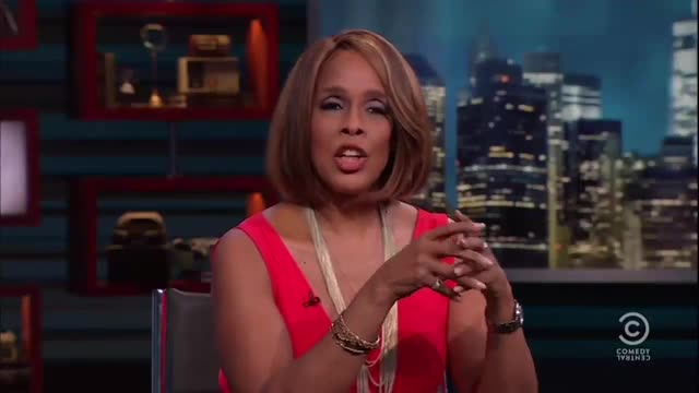 After Partying With Obama, Gayle King Defends His Use of N-Word