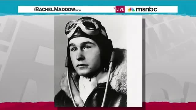 Maddow earnestly cites Bill Clinton's 'Student Deferments' - Not Draft Dodging - as '92 Campaign Issue