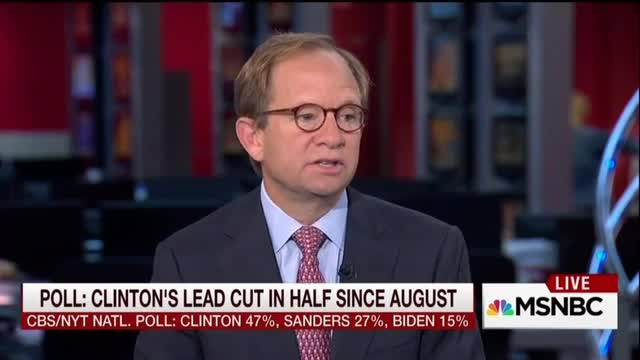 Steve Rattner: Hillary Needs to 'Open the Kimono'