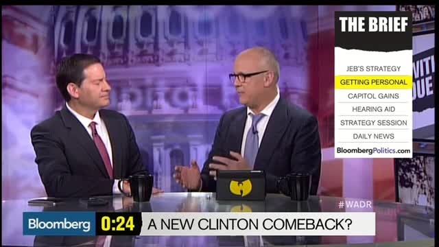 Heilemann: For Bill Clinton's Sake, Let's Hope He Doesn't Know What Snapchat Is