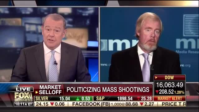 "Bozell Blasts Media's Reflexive Push for Gun Control: ""Obnoxious and Offensive"""