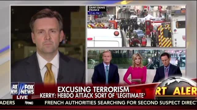 Hasselbeck Grills W.H. Spokesman Over Obama Calling Paris 'Setback'