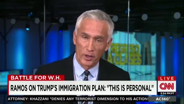 """Ramos: """"Donald Trump Is a Creation of the Republican Party"""""""
