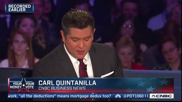 Quintanilla Question to Rubio: Do You Hate Your Job?