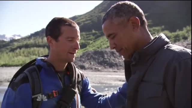 NBC Prime Time Hails Obama for Doing More Than 'Any Single Human Being' to Protect the Planet