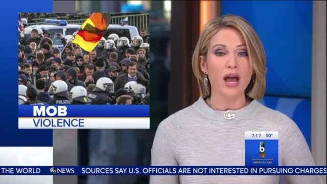 ABC GMA Covers Germany Assaults
