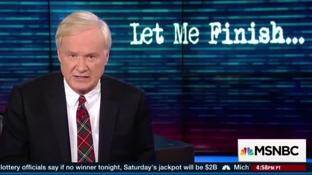 Matthews Mocks 'Homeschooling' Iowa Constitutional Conservatives Who Back Born-In-Canada Cruz
