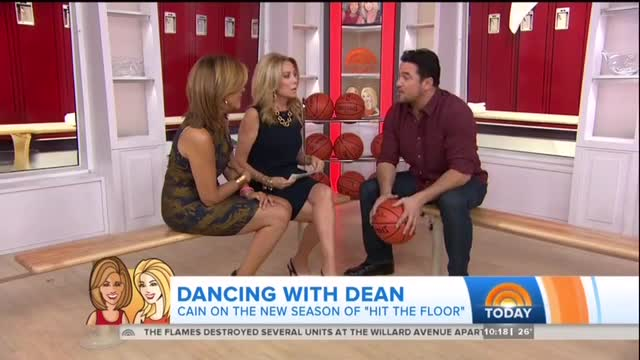 'Today' Interview with Dean Cain