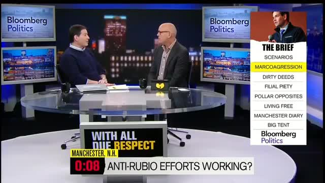 Heilemann: Governors in GOP Field View Rubio as a 'Punk'