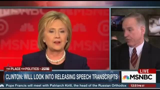 Hilarious: Howard Dean Accuses MSNBC, Media of Anti-Hillary Bias