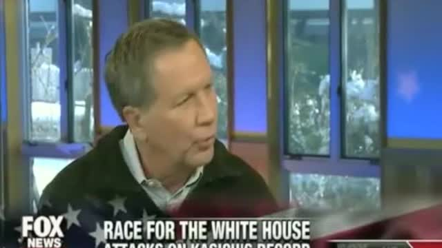 Kasich on Education: 'I Am for Total Local Control'