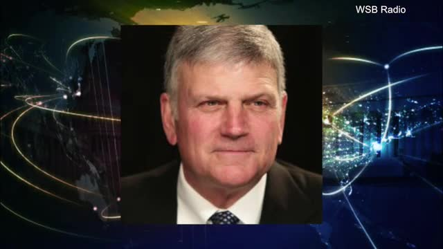 Rev. Graham: Gay Marriage, Transgenders, 'Just The Beginning of a Moral Onslaught on This Nation'