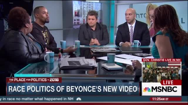 Melissa Harris-Perry Panel Gushes 'Gracious' 'Commanding' Beyonce Saying 'F You' in Music Video