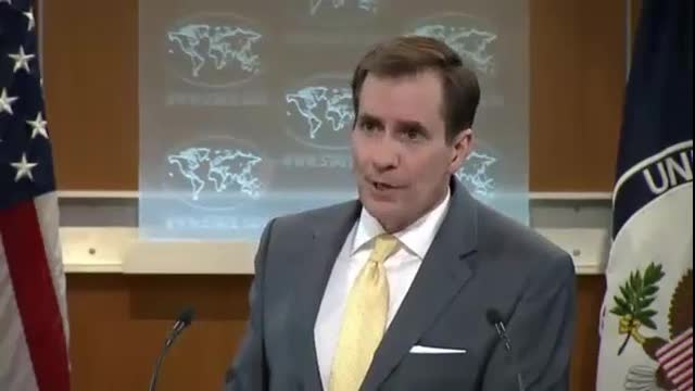 State Dep't: Turkey is an Ally, But Kurds 'Some of the Most Successful' in Fighting ISIS
