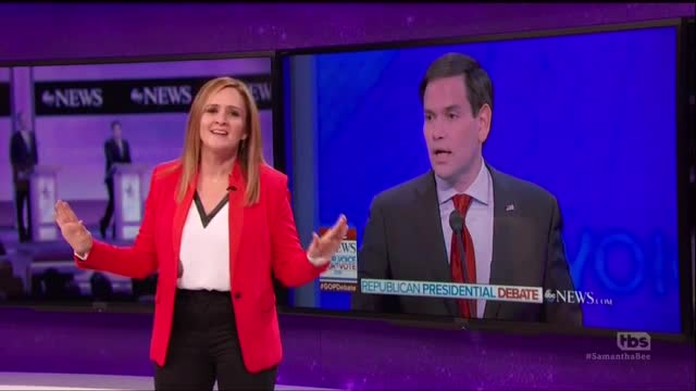 Full Frontal with Samantha Bee : Premiere  - abortion