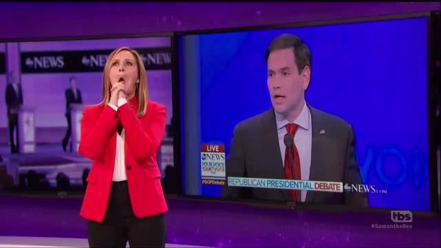 Bee: Rubio's Pro-Life Stance Is 'Stupidest Thing I've Ever Heard' Backed by 'Cabal of Fetus Fanatics'
