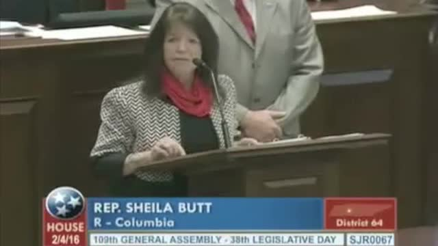 Tennessee Lawmaker on Resolution Calling for Article V Convention