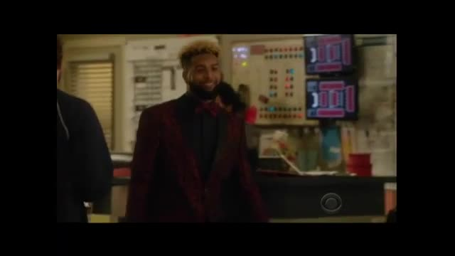 "Code Black: ""Hail Mary"" - Odell"