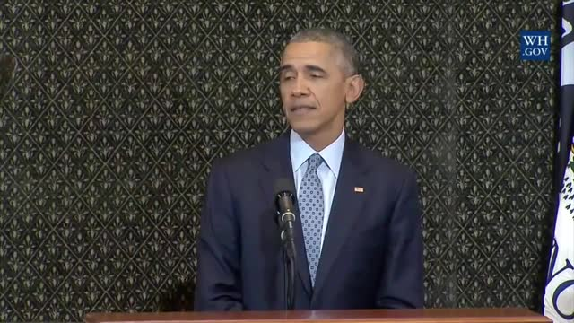 Obama: 'One of My Few Regrets Is My Inability to Reduce the Polarization and Meanness in Our Politics'
