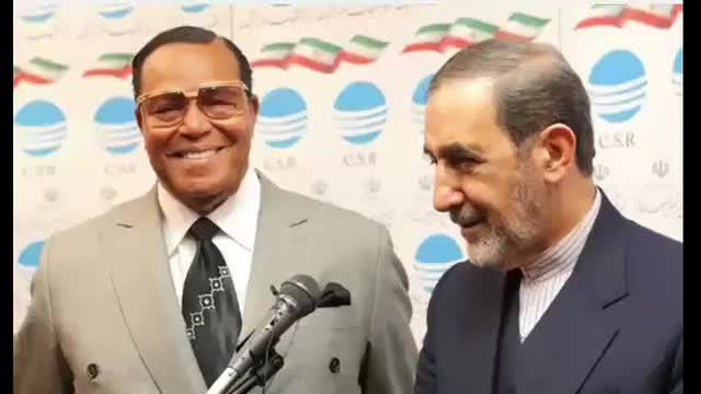 In Tehran, Farrakhan Hails 'Wonderful Revolution,' Slams American 'Tyranny'
