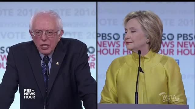 PBS's Ifill to Sanders: Would You Be 'The Instrument of Thwarting History' If You Beat Hillary?